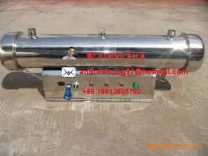 China uv disinfection water treatment on sale