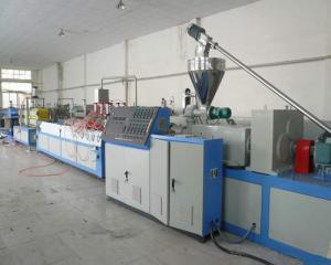 China excellent quality reasonable price pvc/wpc profile extrusion machine production line extrusion for sale on sale