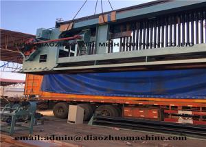 China Double Twisted Woven Wire Gabion Mesh Machine Chemical Industrial on sale