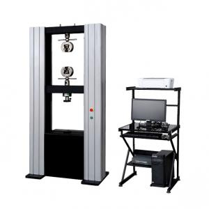 China Computer Universal Testing Machine Tester for tensile strength measurement Universal pull testing equipment on sale