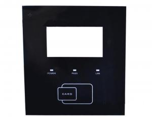 China Flexible Circuit Flat Membrane Switch Panel For Security And Protection RKE on sale