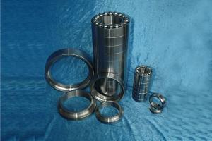 China Lubrication Mud Motor Bearings , Mudstack Thrust Bearings For Downhole Drilling Tools on sale