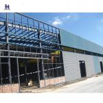 China factory price high quality  prefabricated sheds warehouse building
