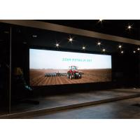 High definition 4mm pixel pitch SMD2121 full color indoor rental led display / P4mm indoor large led screen wall