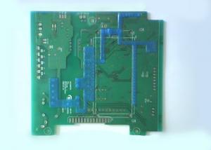 China 28 Layer Green Peelable Mask Printing Circuit Board , Flexible Custom PCB Boards on sale