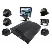 Black Box Kit 8 Channel Mobile DVR 4G AHD 720P Security Surveillance System