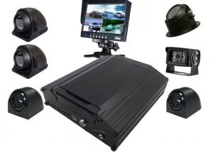 China Black Box Kit 8 Channel Mobile DVR 4G AHD 720P Security Surveillance System on sale