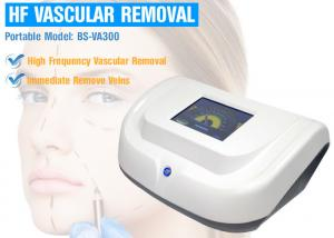 China 30MHz Vascular Removal Machine , Skin Tag Removal Machine With 1-100 Levels Energy on sale