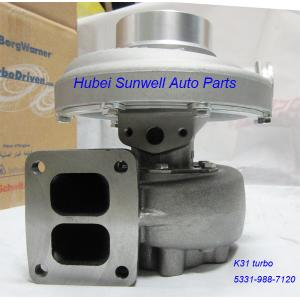 China DAF truck turbo K31 turbo charger 53319887120 / 53319707120 on sale