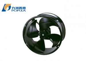 China Low Noise Duct Ventilation Fan , Customized Circular Vent Fan Large Air Flow on sale