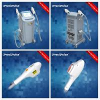 Double Handle Beauty Equipment IPL SHR Hair Removal and Skin Rejuvenation Beauty Machine