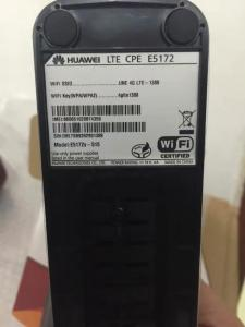 New arrival Unlocked Huawei E5172s-515 Cat4 CPE 150Mbps
