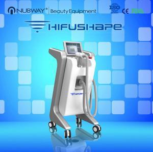 China hifu body lift multifunction slimming beauty machine supplier