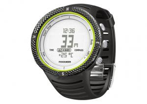 China Sports watch with outdoor digital compass, altimeter, barometer, 30M waterproof FX800 on sale