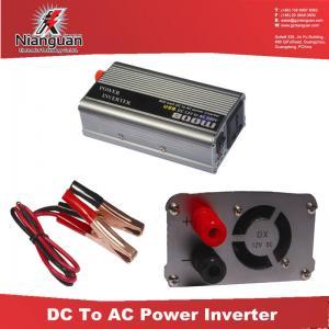 China DC to AC Inverter (Home/Car Use - 12V/24v to 220V/110v ) on sale
