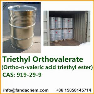 China Manufacturing and exporting ortho-n-valeric acid triethyl este,CAS:919-29-9 from FandaChem on sale