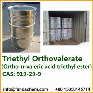 China Ortho-n-valeric acid triethyl este,CAS:919-29-9 from Hangzhou Fandachem Co.,Ltd on sale