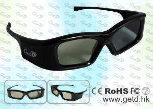 China Hot sell 3d video glasses for universal TV from factory on sale