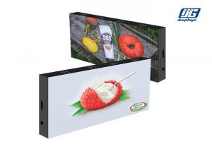 China P4 2048x1024mm High Definition LED Screen Wall Mounting Outdoor Type supplier