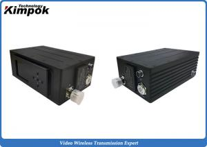 China H.264 2W Mini COFDM Transmitter , RF SD Digital Video Transmitter And Receiver on sale