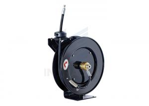 ... Quality Air Water Grease Hydraulic Steel Retractable Air Hose Reel Multi Position Locking Ratchet for sale ...  sc 1 st  Pneumatic Oil Pump - Everychina & Air Water Grease Hydraulic Steel Retractable Air Hose Reel Multi ...