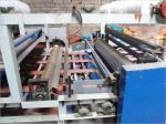 O MGO mura a máquina da fabricação da placa/placa de gipsita com expulsar dobro do rolo do dobro da movimentação