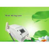 Clinic ND Yag Laser Beauty Equipment For Pop Permanent Make Up Tattoo Reduction