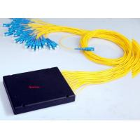 China 1x8 plc splitter,multimode plc splitter/fiber optic plc splitter,optic fiber network ftth 3m plc splitter on sale
