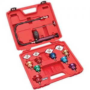China Universal Radiator Pressure Tester Kit Auto Repair Tool supplier