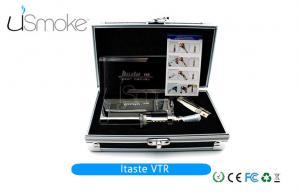 China Big Screen Display Innokin E Cig Mod Itaste VTR , Iclear 30S Clearomizer on sale