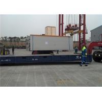 Electronic Pitless Type Weighbridge High Definition Indicator 10 - 120T Weighing Range