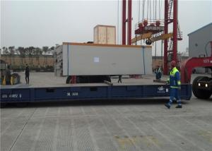 China Electronic Pitless Type Weighbridge High Definition Indicator 10 - 120T Weighing Range on sale