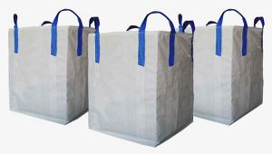 China China supplier PP woven bulk big ton bag / jumbo bag for packing stone, fish meal,sugar,cement,sand,China supply pp wove on sale