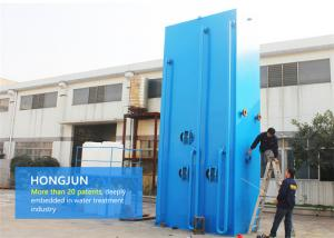 China Corrosion Resistant Industrial Water Purification Equipment For River And Lake supplier