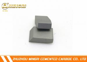 China 100% Raw Material Tungsten Carbide Saw Tips , Circular Tungsten Carbide Tipped Saw Blade on sale