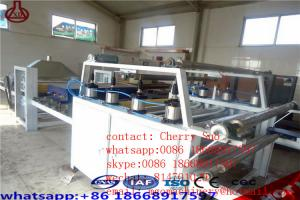 China auto insulated metal sheet & eps sandwich wall panel making machine made in China on sale