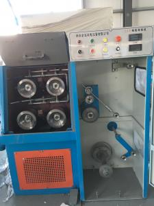 China Fine Copper Wire (thin wire) Drawing Machine With 22 Passes And Annealer (1.2mm-0.1mm) Exported to Russia on sale