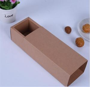 China Custom Matt Black Drawer Packaging Cardboard Box, Wholesale Luxury Paper Gift Box,Cosmetic Gift Packaging Paper Box bage on sale