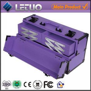 China LT-MCP0138 alibaba china online shopping new product aluminum bag aluminium make up case on sale