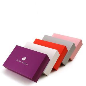China Underwear Lingerie Bra Custom Gift Box Packaging Multi Color UV Effect on sale