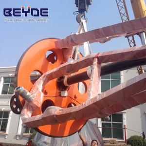 China High Performance Cable Making Machine Traction Device Apply To Rubber Cable on sale