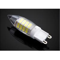 Reliable 3.5W G9 LED Light Mexico 350LM 100LM/W CRI 80Ra Heat Sink