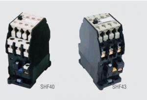 China AC 380V 630A Electric Motor Contactor for auxiliary contacts with 3 pole , IEC Standard on sale