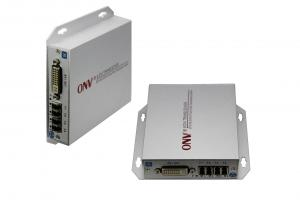 China High Definition 100Ω Fiber Optic Video Transmitter 1 Channel With DVI 1.0 Interface on sale