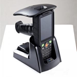 China Long Range Antenna Handheld UHF RFID Reader Wireless Fingerprint Reader Battery on sale