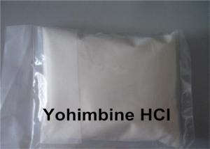 China Male Bulking Cycle Steroids Yohimbine Hydrochloride CAS 65-19-0 on sale