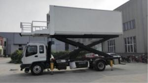 China Popular and Quality Aircraft Catering Truck of  Waycan  ZT60SP-FVR on sale