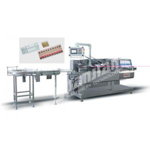 China Bottle Automatic Cartoning Machine Paper Packaging Machinery Bread /  Bagged Coffee on sale