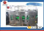 China Washing Filling and Sealing 3 in 1 Monoblock Drink Water Filling Machine for Pet Bottle wholesale