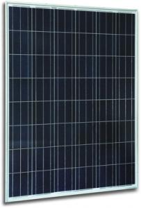 China 200W Monocrystalline Solar Panel made of 6 inch solar cell on sale